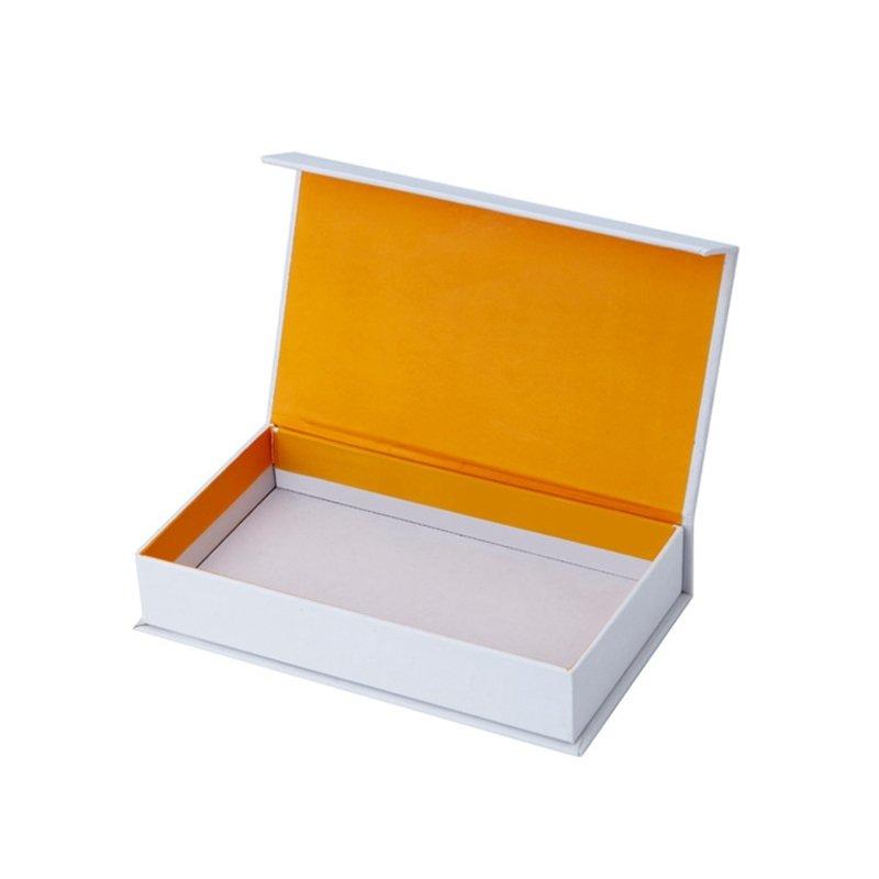 Custom Logo Clamshell Retail Packaging Box for E-cigarette