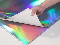 Hologram Material QC Checking