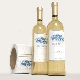 Simple wine labels