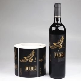 Customize wine labels