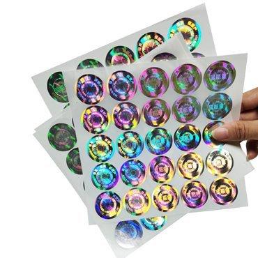 Anti-counterfeit Hologram Stickers