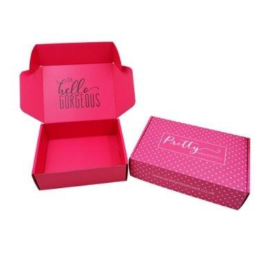 Luxury mailer box