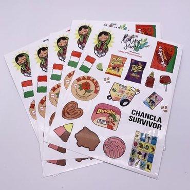 Cute Sticker Sheet