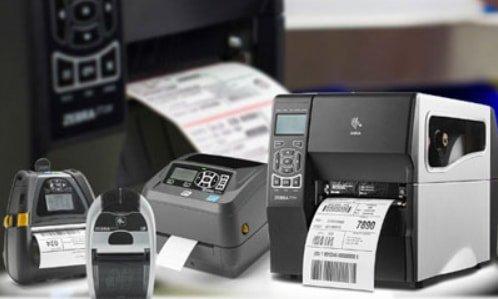 mini printer for sticker labels