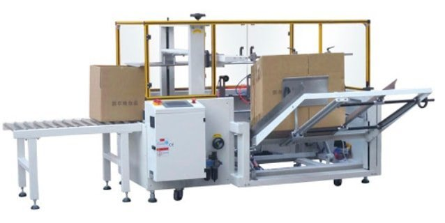 Machines used for packaging box