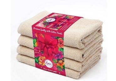 packaging sleeves for towels