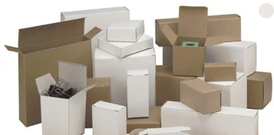 Packaging box accessories