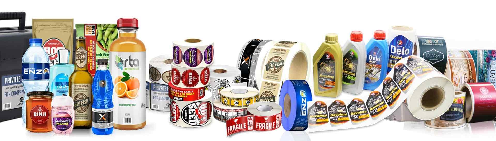sticker label manufacturer