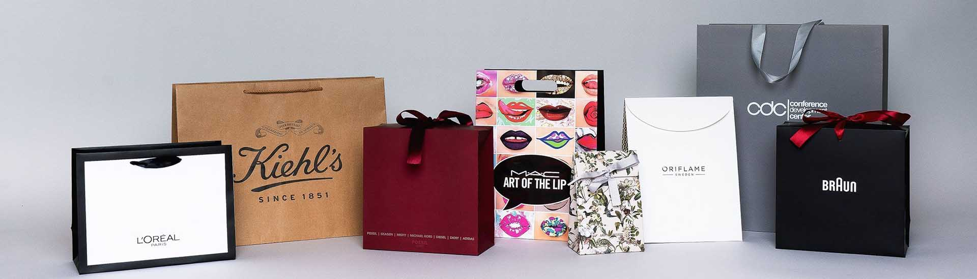 Paper bags manufacturer and supplier