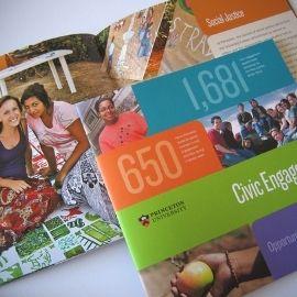 University booklet
