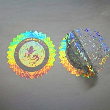 Void Hologram Stickers