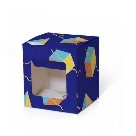 tuck end box for souvenir