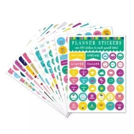 planner sticker sheet