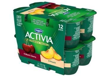 Packaging sleeves for yogurt