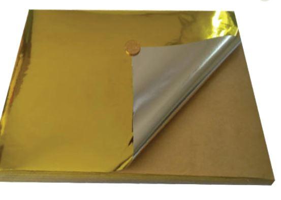 glossy sticker sheet