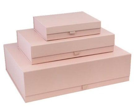 sizes of magnetic gift boxes