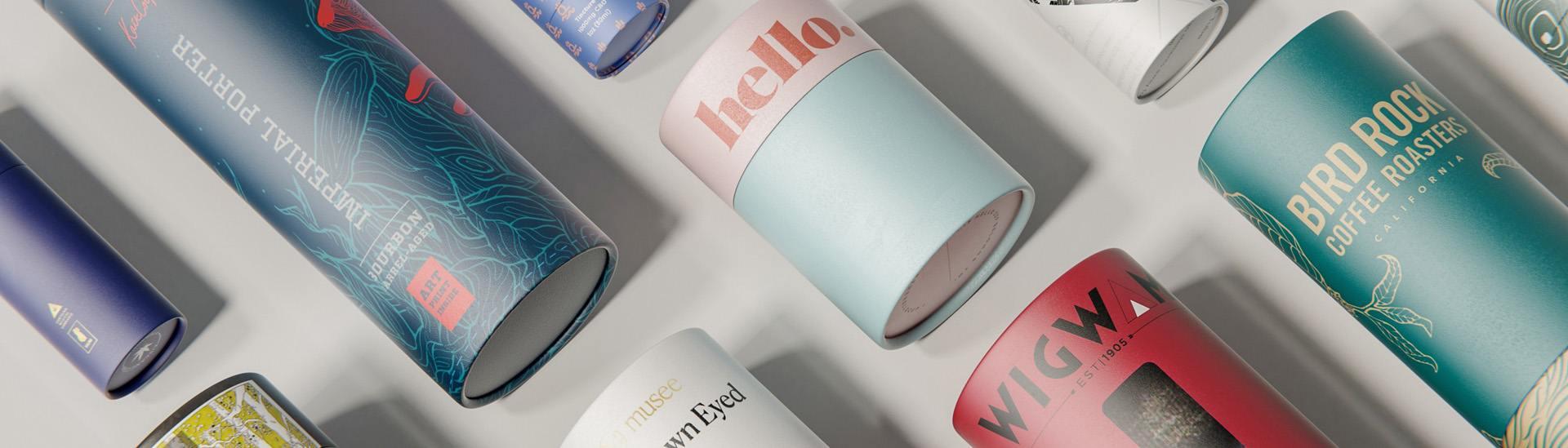 Paper tube packaging manufacturer