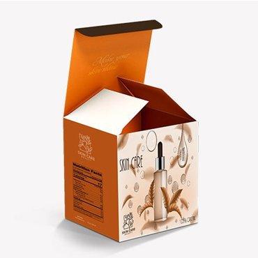 Skin Care Tuck End Box