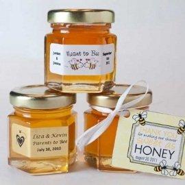 souvenir honey label