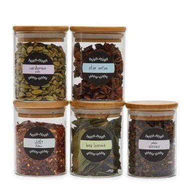 Pantry Jar Label