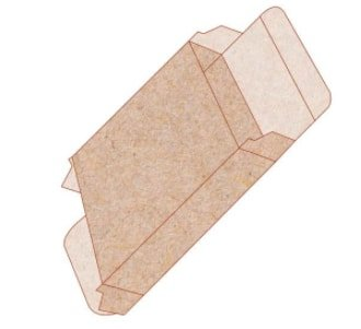 tuck end box