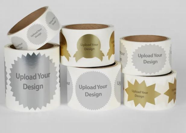 custom roll form labels