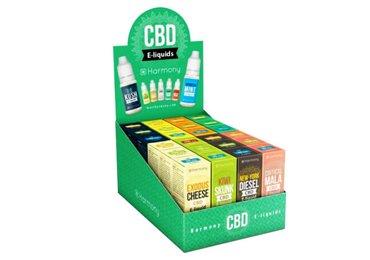 CBD Cardboard Display Box