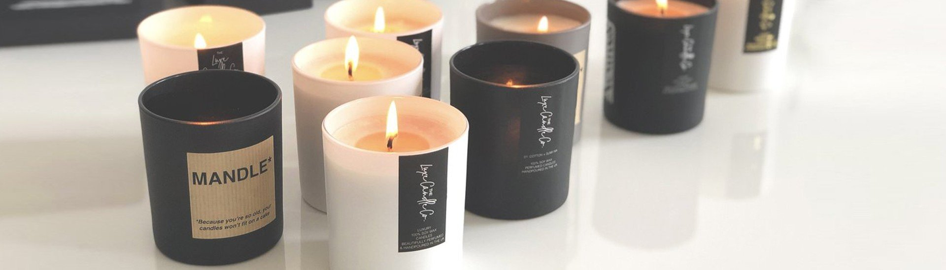 Candle Labels Manufacturer