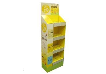 Cardboard Display Box Stand