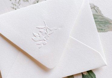 Emboss Envelope