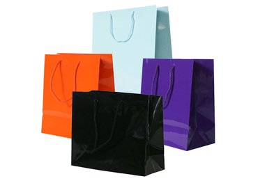 Glossy Paper Bag