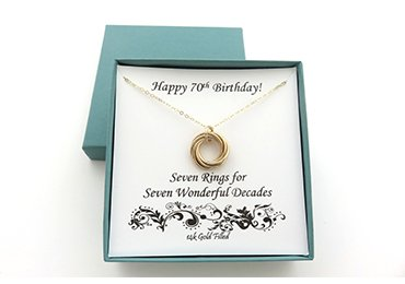 Jewelry Packaging Card