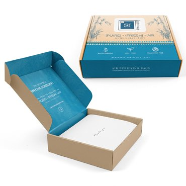 Mailer Box with Inside Printing