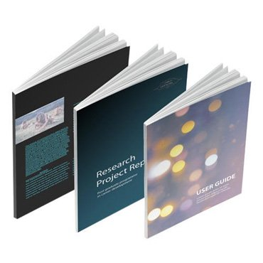 Perfect Binding Booklets