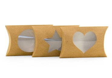 Pillow Box with Window
