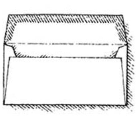 DL wallet envelope