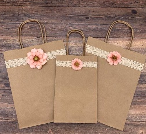 Accessories for Paper Bags