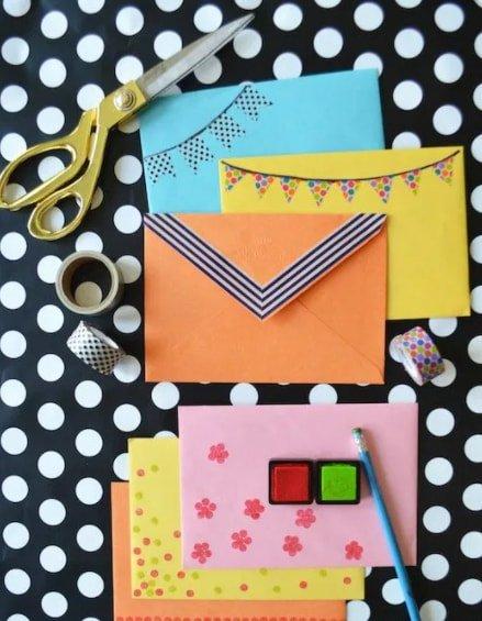 Decorating Envelope