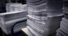 Booklet materials