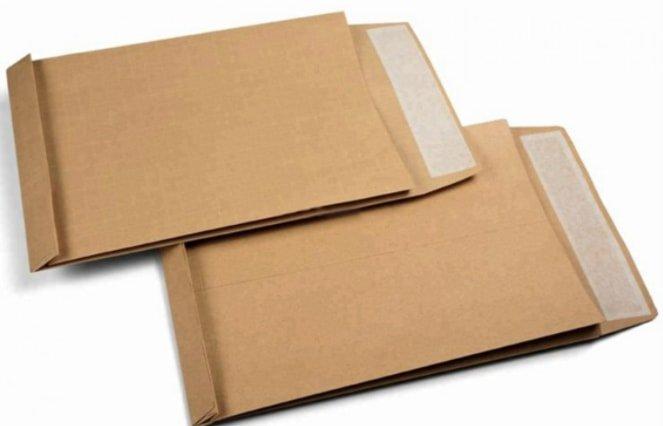 Tear-resistant Paper Envelope
