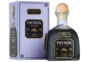 Black Patron Label