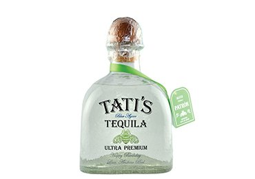 Tequila Patron Label.,.