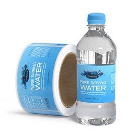Water Bottle Label,