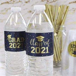 Water bottle label.,.
