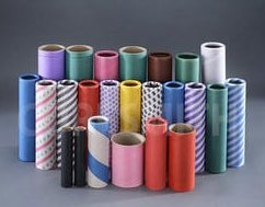 paper tube packaging process