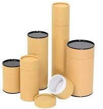 paper tube packaging for food
