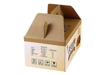 K=A Hard Carton Box