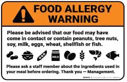 food warning label