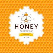 honey label printing