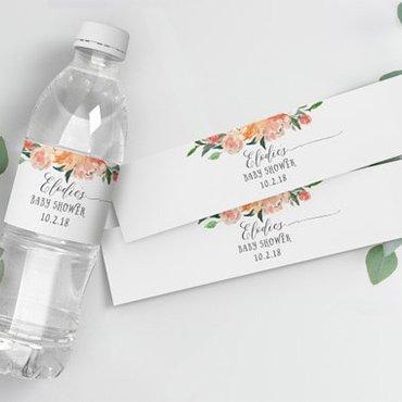 Printable Drink Labels